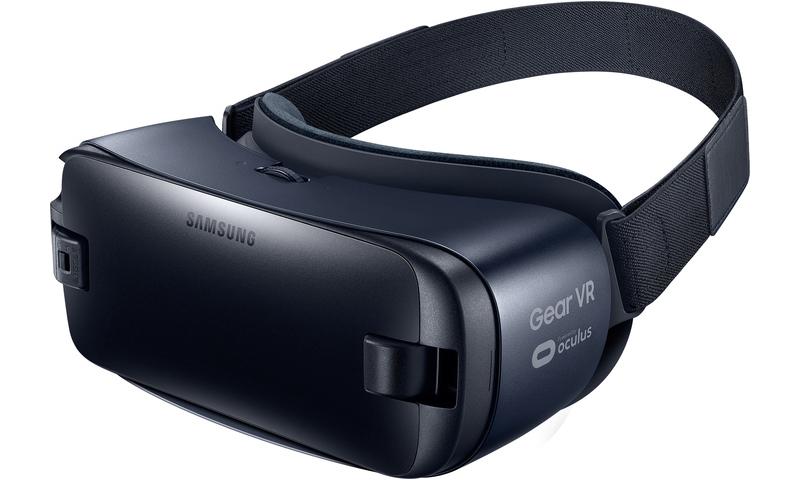 Samsung New Gear VR (SM-R323NBKASER) - avec un angle de vision large pour la course