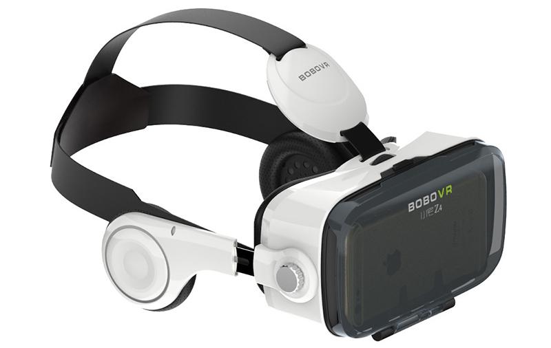 BoboVR Z4 - pour les téléphones avec un écran de 5 à 6 pouces