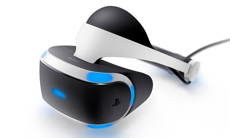 Sony PlayStation VR - pour les consoles de quatrième génération