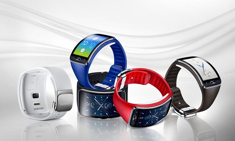 Montre intelligente Samsung