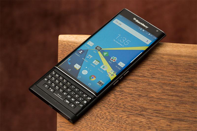 BlackBerry权力