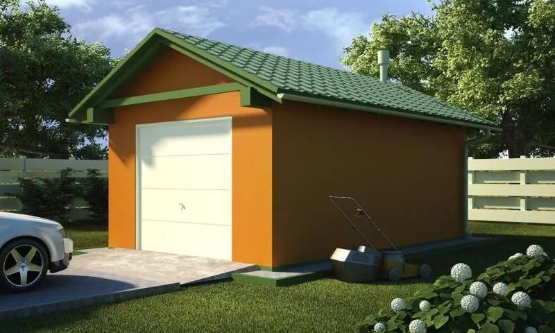 Mga Opsyon para sa pagpili ng materyal na pang-atip para sa garahe